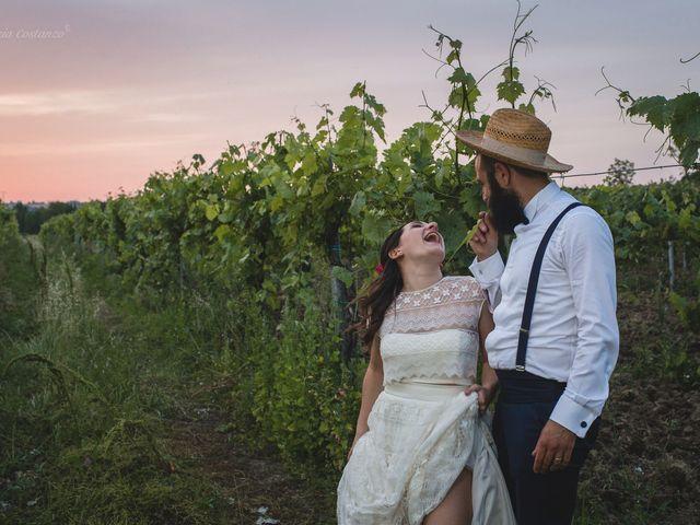 Il matrimonio di Andrea e SIlvia a Mondaino, Rimini 29