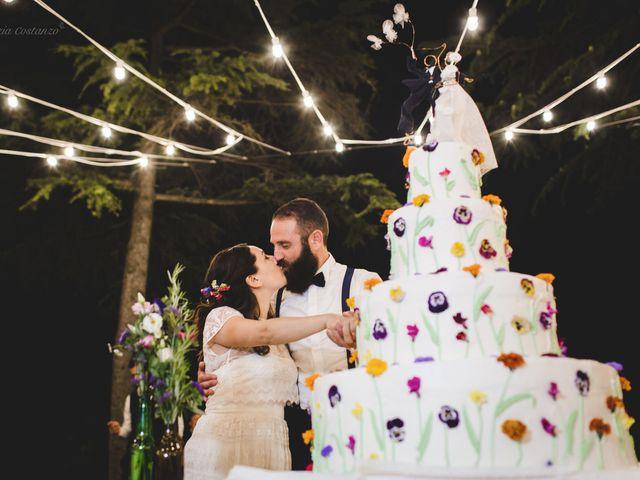 Il matrimonio di Andrea e SIlvia a Mondaino, Rimini 37