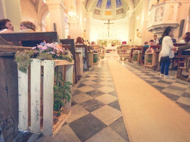 Il matrimonio di Diego e Giulia a Seravezza, Lucca 4