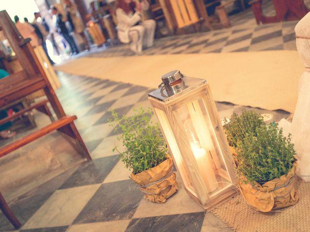 Il matrimonio di Diego e Giulia a Seravezza, Lucca 7