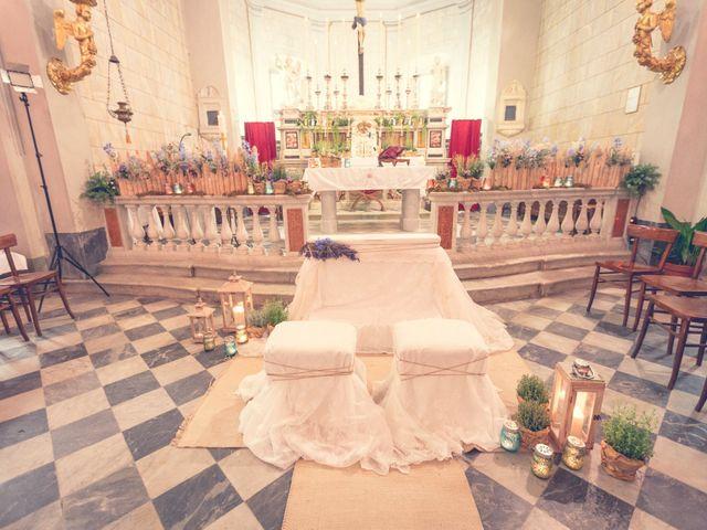 Il matrimonio di Diego e Giulia a Seravezza, Lucca 8