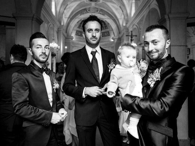 Il matrimonio di Diego e Giulia a Seravezza, Lucca 9