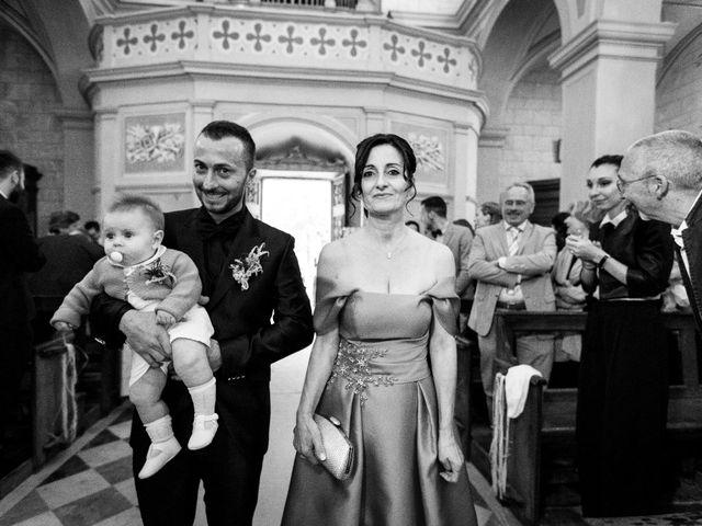 Il matrimonio di Diego e Giulia a Seravezza, Lucca 10