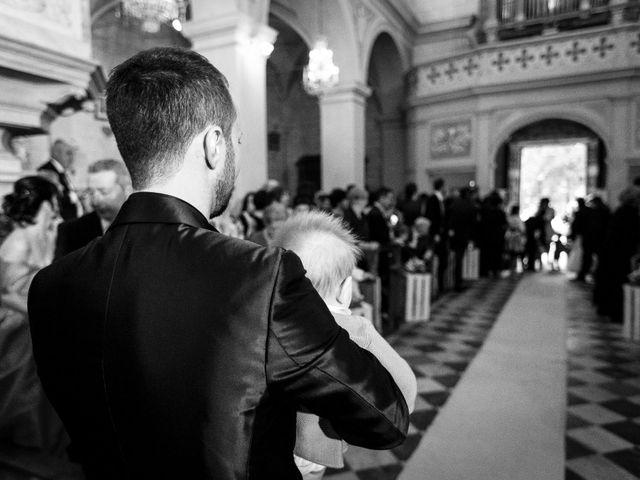 Il matrimonio di Diego e Giulia a Seravezza, Lucca 11