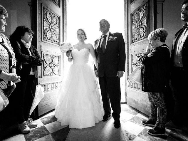 Il matrimonio di Diego e Giulia a Seravezza, Lucca 14