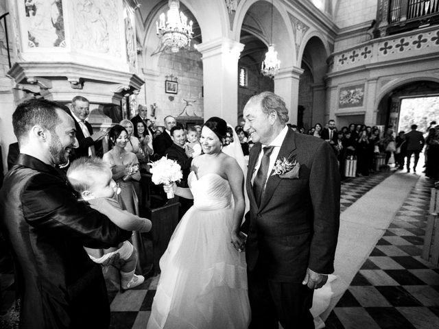 Il matrimonio di Diego e Giulia a Seravezza, Lucca 15