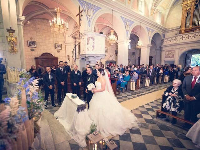 Il matrimonio di Diego e Giulia a Seravezza, Lucca 17