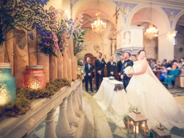 Il matrimonio di Diego e Giulia a Seravezza, Lucca 18