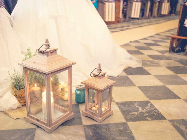 Il matrimonio di Diego e Giulia a Seravezza, Lucca 19
