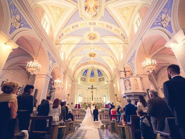 Il matrimonio di Diego e Giulia a Seravezza, Lucca 20