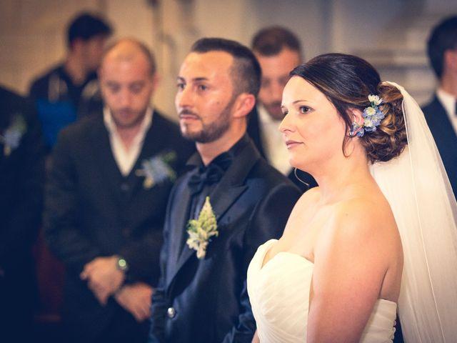 Il matrimonio di Diego e Giulia a Seravezza, Lucca 25