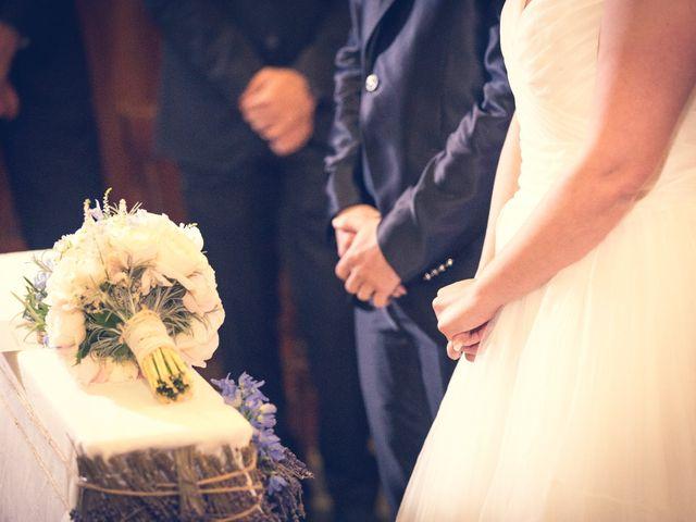 Il matrimonio di Diego e Giulia a Seravezza, Lucca 26