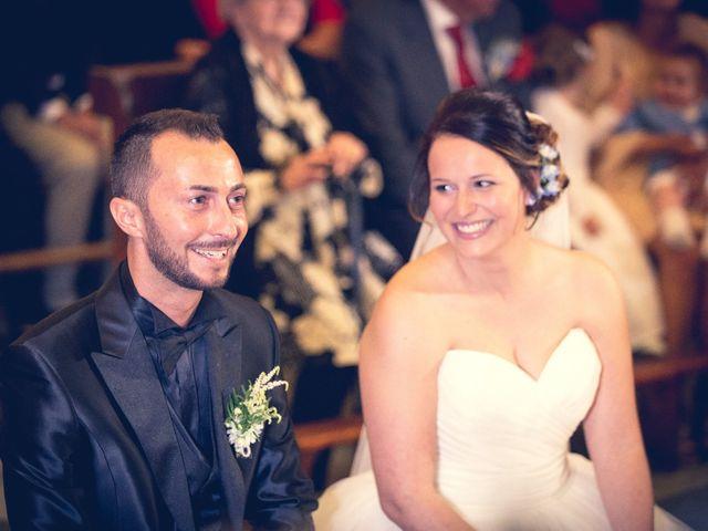 Il matrimonio di Diego e Giulia a Seravezza, Lucca 30