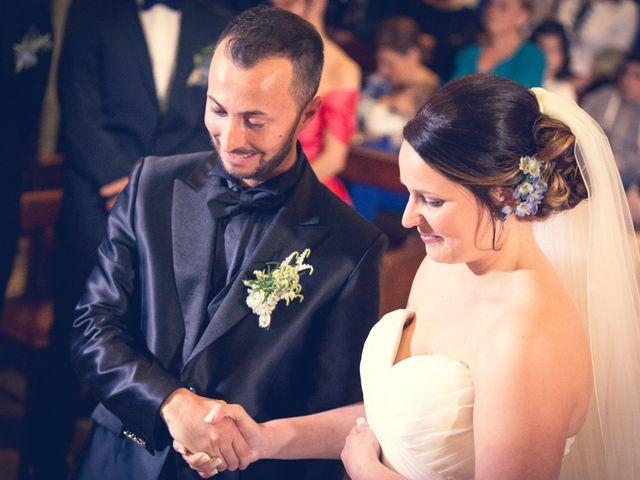 Il matrimonio di Diego e Giulia a Seravezza, Lucca 32