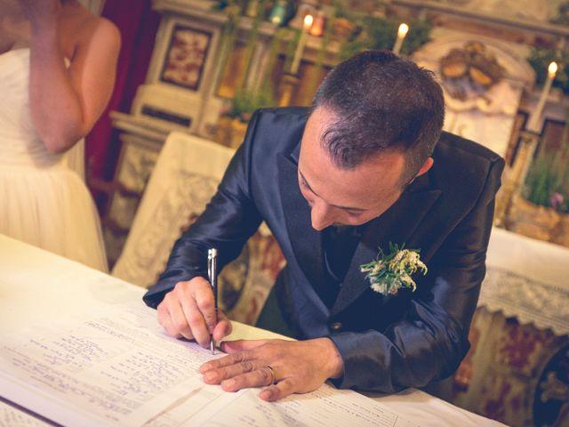 Il matrimonio di Diego e Giulia a Seravezza, Lucca 42