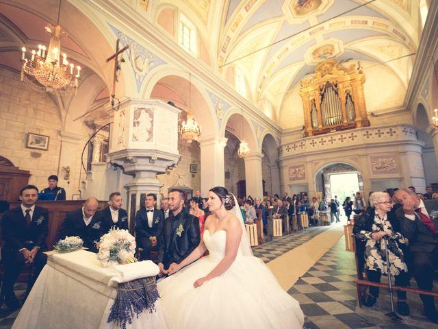 Il matrimonio di Diego e Giulia a Seravezza, Lucca 45