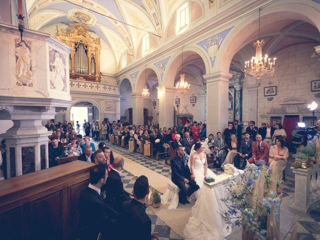 Il matrimonio di Diego e Giulia a Seravezza, Lucca 46