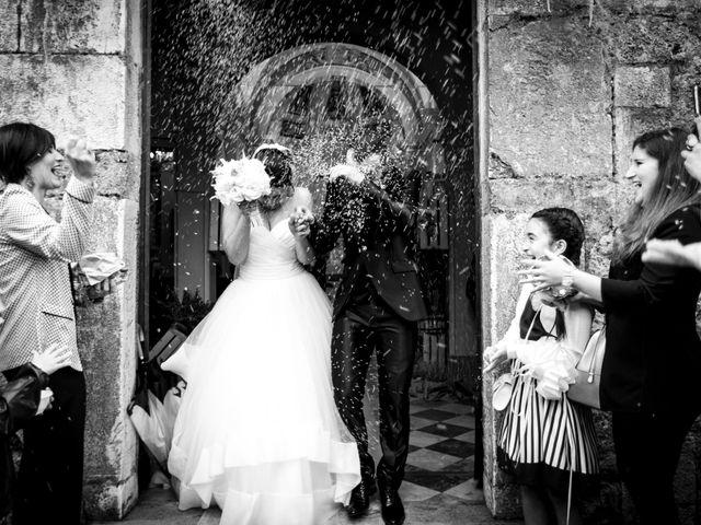Il matrimonio di Diego e Giulia a Seravezza, Lucca 48