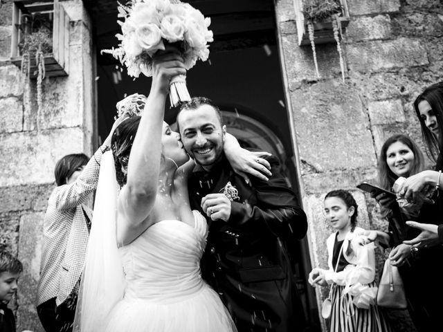 Il matrimonio di Diego e Giulia a Seravezza, Lucca 49