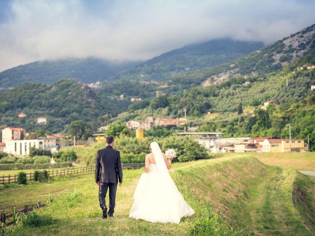 Il matrimonio di Diego e Giulia a Seravezza, Lucca 50