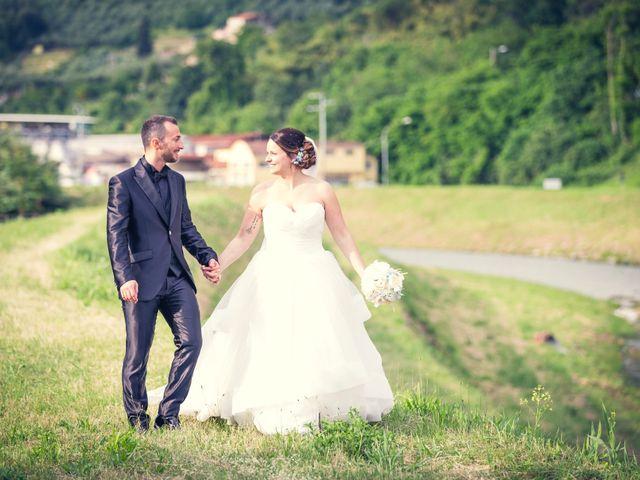 Il matrimonio di Diego e Giulia a Seravezza, Lucca 51