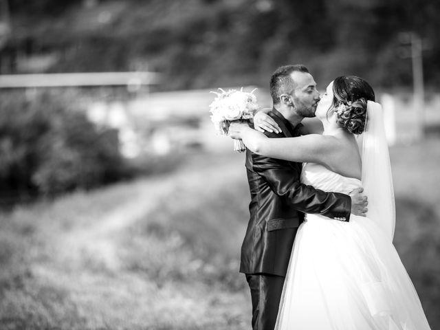 Il matrimonio di Diego e Giulia a Seravezza, Lucca 52