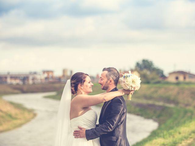 Il matrimonio di Diego e Giulia a Seravezza, Lucca 53