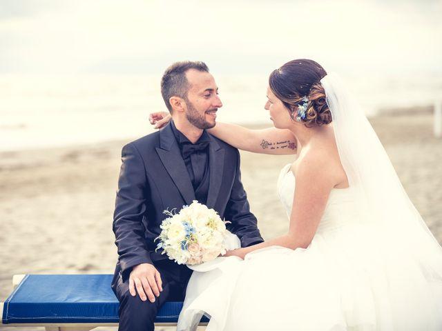 Il matrimonio di Diego e Giulia a Seravezza, Lucca 57