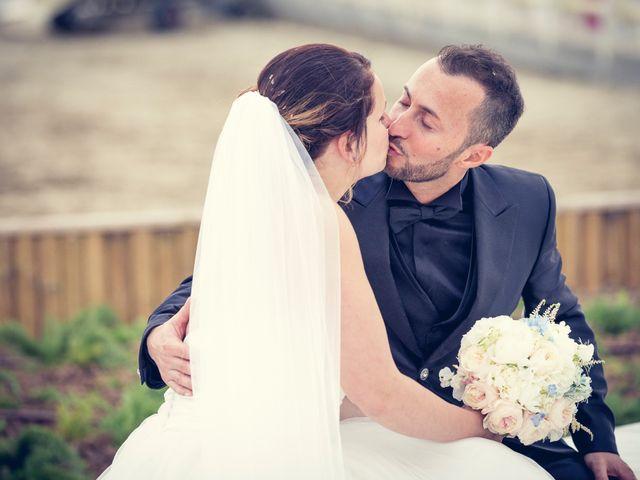 Il matrimonio di Diego e Giulia a Seravezza, Lucca 64