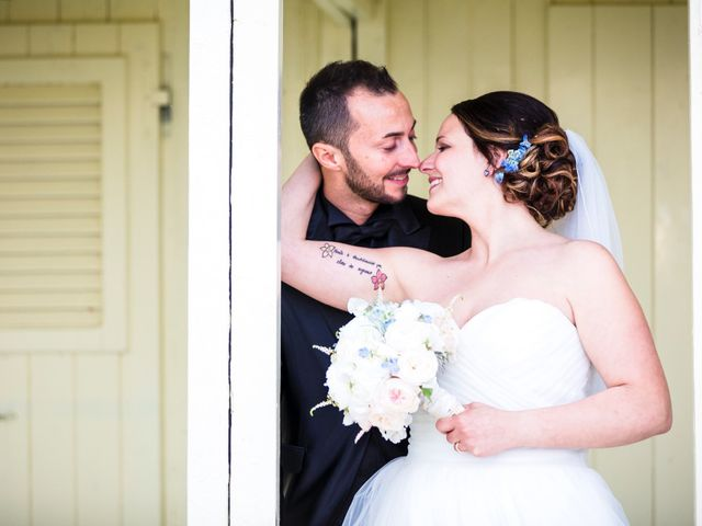 Il matrimonio di Diego e Giulia a Seravezza, Lucca 67