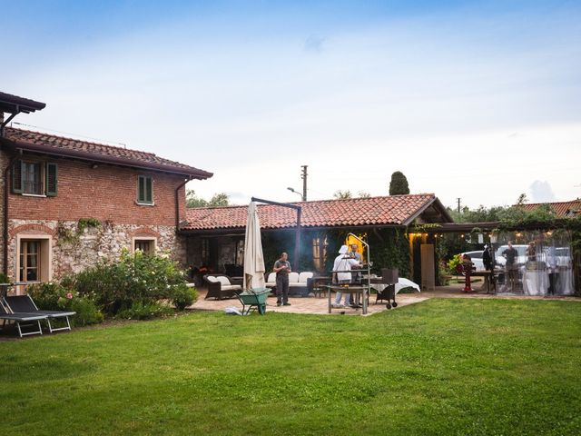 Il matrimonio di Diego e Giulia a Seravezza, Lucca 79
