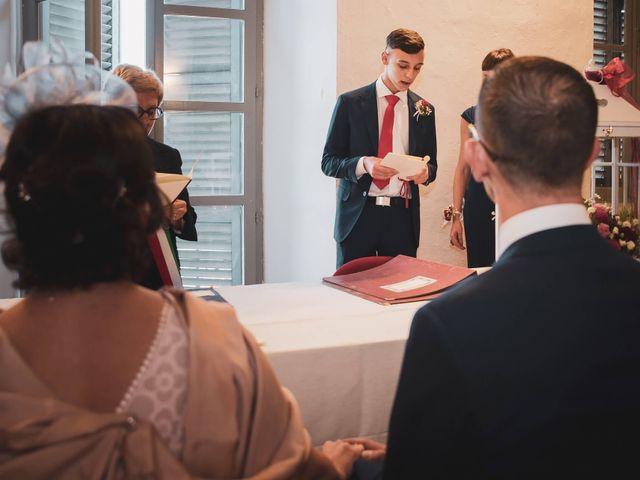 Il matrimonio di Massimo e Luisa a Magliano Alfieri, Cuneo 22