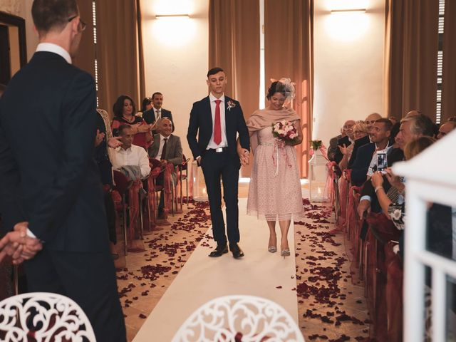 Il matrimonio di Massimo e Luisa a Magliano Alfieri, Cuneo 24