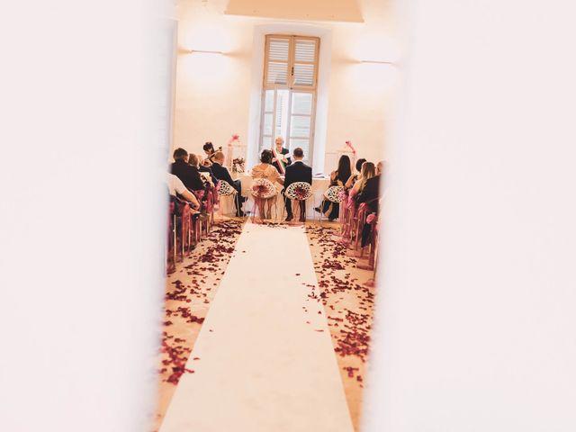 Il matrimonio di Massimo e Luisa a Magliano Alfieri, Cuneo 26