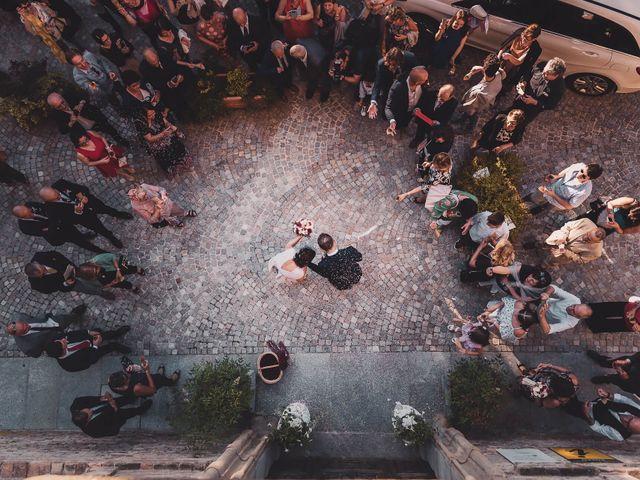 Il matrimonio di Massimo e Luisa a Magliano Alfieri, Cuneo 31