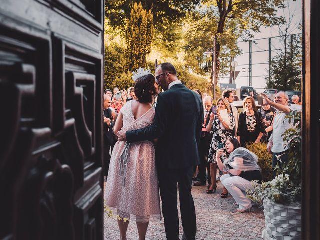 Il matrimonio di Massimo e Luisa a Magliano Alfieri, Cuneo 32