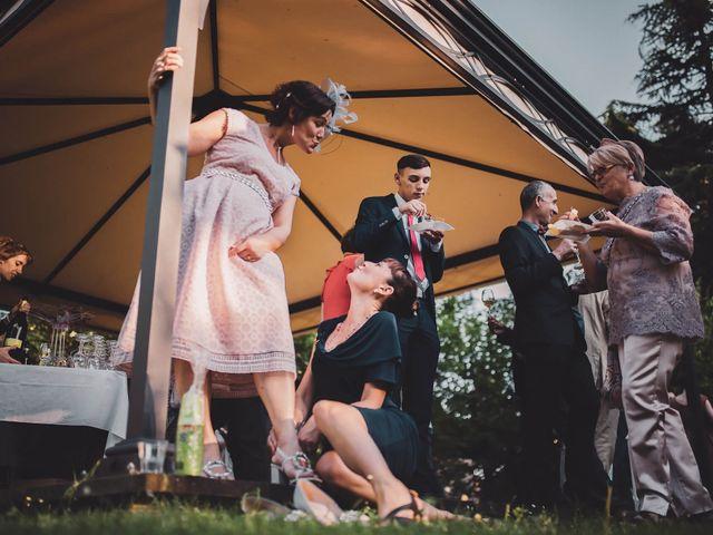 Il matrimonio di Massimo e Luisa a Magliano Alfieri, Cuneo 34