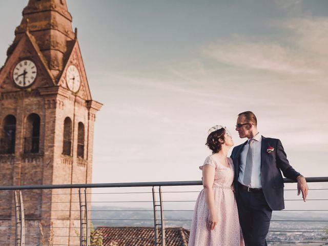 Il matrimonio di Massimo e Luisa a Magliano Alfieri, Cuneo 39