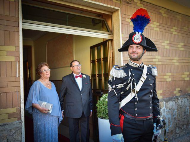 Il matrimonio di Luca e Doride a Castellammare di Stabia, Napoli 13