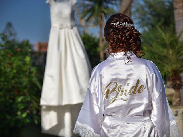 Il matrimonio di Luca e Doride a Castellammare di Stabia, Napoli 15