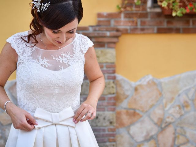 Il matrimonio di Luca e Doride a Castellammare di Stabia, Napoli 20
