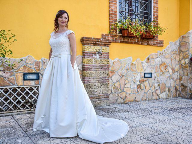 Il matrimonio di Luca e Doride a Castellammare di Stabia, Napoli 21