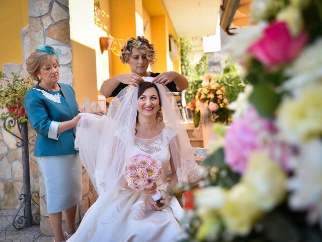 Il matrimonio di Luca e Doride a Castellammare di Stabia, Napoli 26