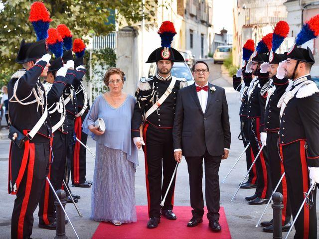 Il matrimonio di Luca e Doride a Castellammare di Stabia, Napoli 30
