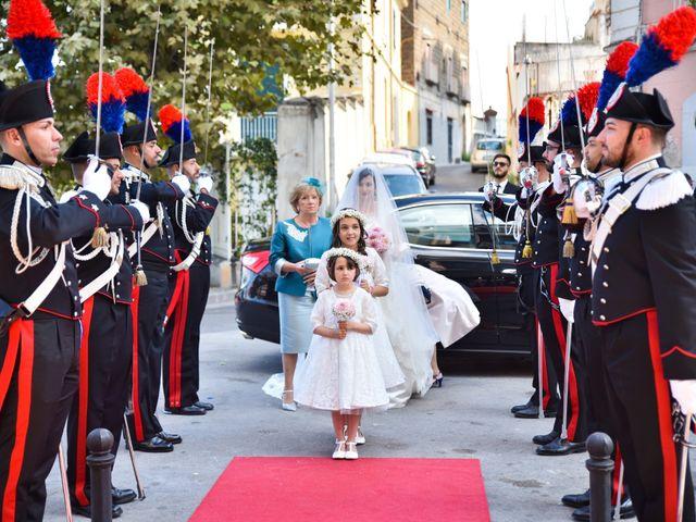 Il matrimonio di Luca e Doride a Castellammare di Stabia, Napoli 31