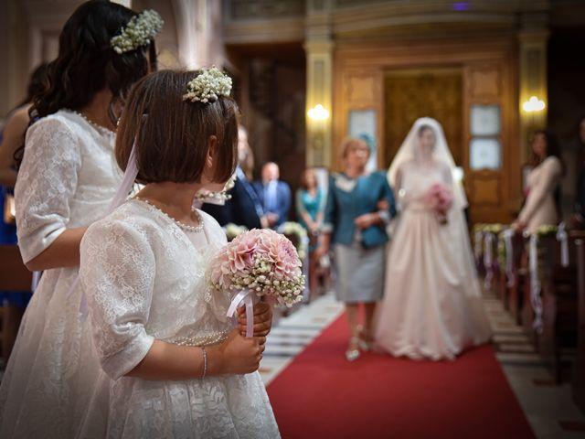 Il matrimonio di Luca e Doride a Castellammare di Stabia, Napoli 32