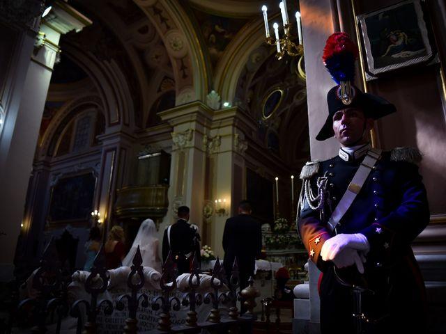 Il matrimonio di Luca e Doride a Castellammare di Stabia, Napoli 33