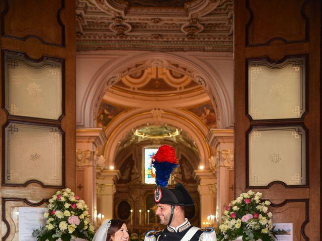 Il matrimonio di Luca e Doride a Castellammare di Stabia, Napoli 37
