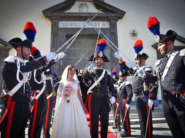 Il matrimonio di Luca e Doride a Castellammare di Stabia, Napoli 38