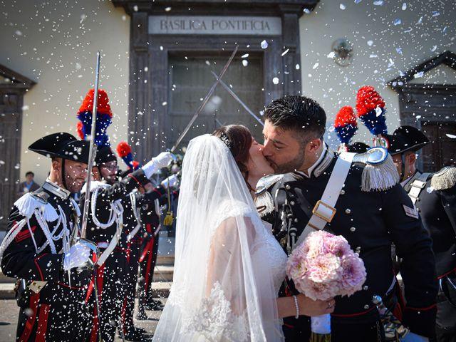 Le nozze di Doride e Luca